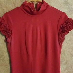 Cache Coeur Dresses - Cachè size 4 Ref fitted pencil dress